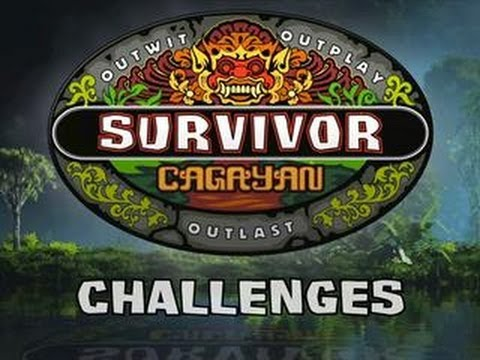 Survivor: Cagayan - Challenge Preview: 'Jacobs Ladder'