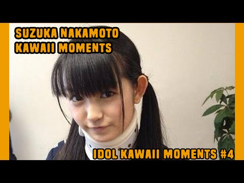 Su Metal [Suzuka Nakamoto] Kawaii / Cute Moments [Kawaii idol moments #4]
