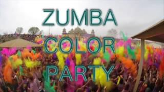 Zumba Color Party