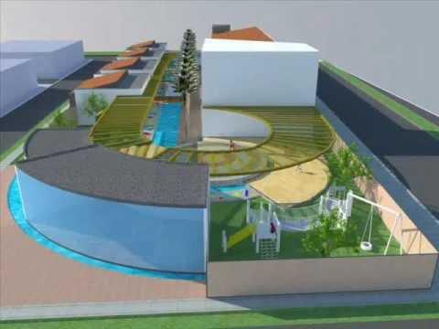 Good life one republic proyecto jardin infantil palmira for Proyecto jardineria