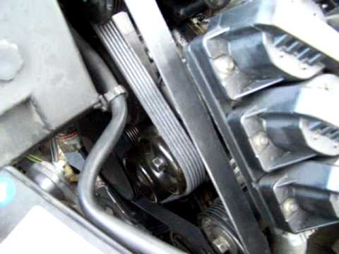 Smooth Idler Pulley  Serpentine Belt  Replacement  YouTube