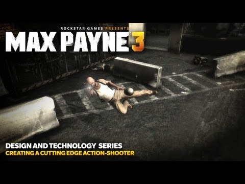 1 video gameplay de max payne 3