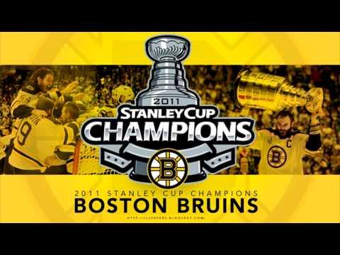 Boston Bruins Goal Horn 2011-2012