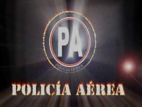 POLICÍA AÉREA ESPAÑOLA (II)