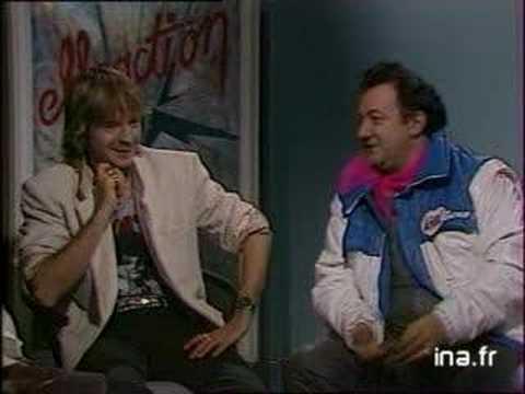 Coluche et Renaud