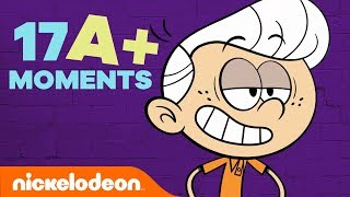 #BackToSchool 📝 Top A+ Moments w/ The Loud House! | Nick