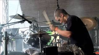 Hate Eternal - Bringer of Storms live@ Party.San 2009 [HD]