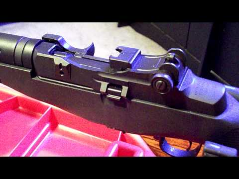 M1A M14 Stripper Clip Guide Removal
