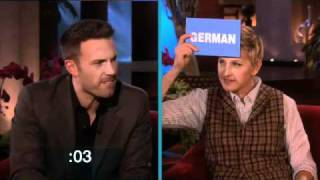 Learning Accents with Ben Affleck(09/16/10)