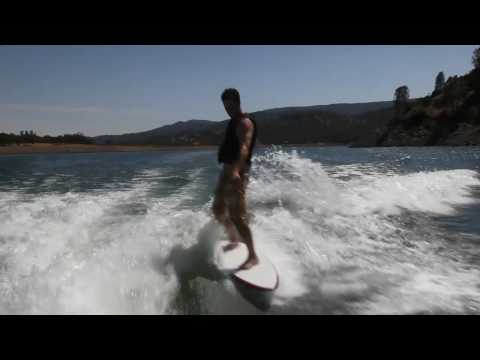 Wakesurfing Inland Surfer Sweet Spot Video