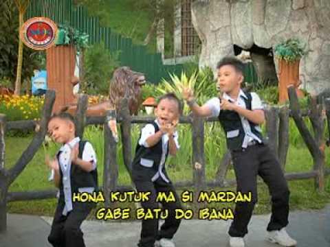 UNANG  SONGON SIMARDAN-PARNA KIDS