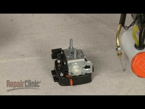 Carburetor Replacement (part #A021001690) - Echo String Trimmer Repair