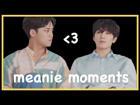 meanie moments i think about a lot