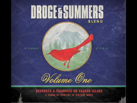 The Droge And Summers Blend - Two Of The Lucky Ones