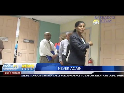 BARBADOS TODAY AFTERNOON UPDATE - July 10, 2015