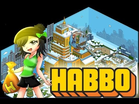 Most Embarrassing Video Ever - Habbo Gameplay Ft. LispySimmer