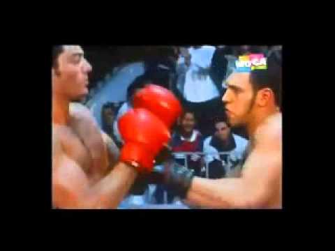 لقطة ملاكمة من فيلم التجربة الدنمركية