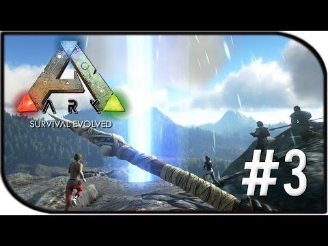 ARK: Survival Evolved News – Skill Tree, Technology, Plenty of Dinos & More! (ARK Weekly Digest #3)