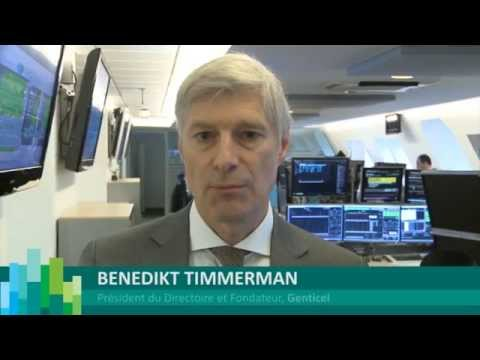Introduction en bourse de Genticel sur le marche reglemente d'Euronext Paris