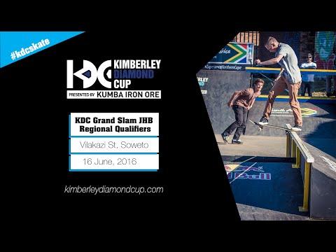 Youth Day In Soweto: KDC Gran Slam Johannesburg Regional Qualifiers 2016