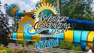 Water Country USA - Review (Williamsburg, VA)