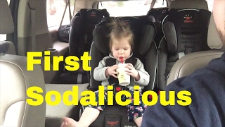 DADDY GET EVIE HOOKED ON SODALICIOUS