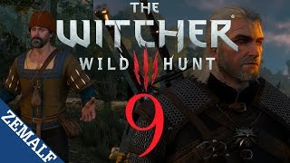 Let's Play The Witcher 3 - Part 9 - Bandit Camps and One Big Bear
