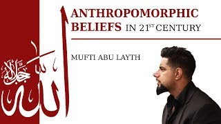 Video: Allah's Hands, Fingers, Face, Shin etc. are 'Literary Metaphors', not Literal constructs - Abu Layth