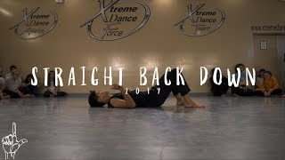 Straight Back Down - Dean Lewis | Sean Lew Choreography