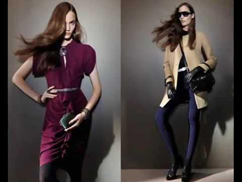 Moda Otoño - Invierno 2011 - 2012