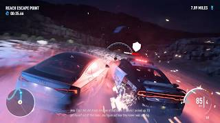 NEED FOR SPEED PAYBACK BACKDOOR ESCAPE POINT COURIER | DEAD DROP MISSION | TRANSMISSION PART-23