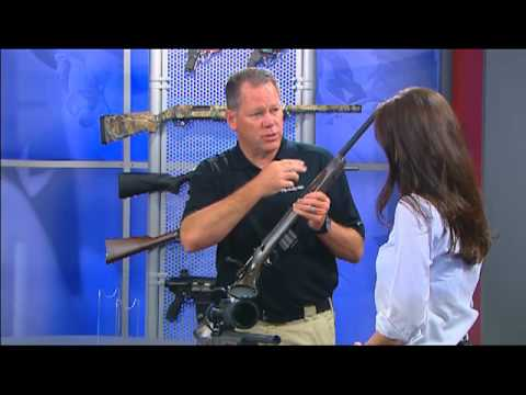 Gallery of Guns TV 2012: Mossberg MVP Bolt Action Rifle