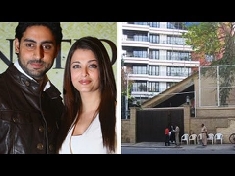 Will Aishwarya Rai & Abhishek Move Out Of Bachchan Residence video