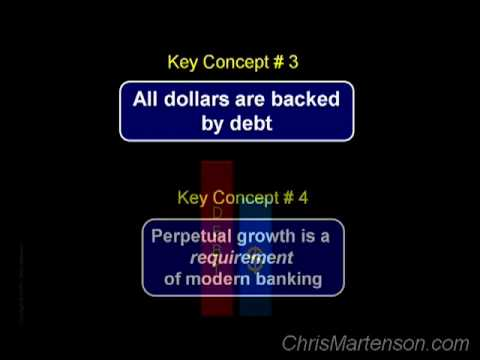 Crash Course: Chapter 8 - The Fed & Money Creation by Chris Martenson