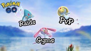 Lake Trio - Everything You Need to Know In Pokemon GO