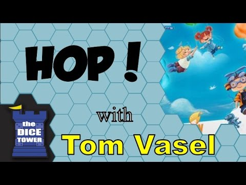 HOP! Review - with Tom Vasel