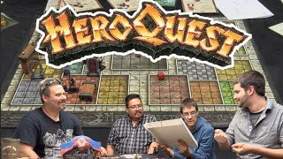#TBT HERO QUEST - Ep 03 - The Lair of the Orc Lord