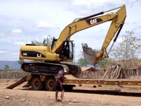 CAT 320D - ESCAVADEIRA HIDRÁULICA - REPOSSESSION Music Videos