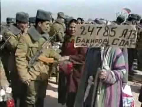 Soviet troop withdrawal from Afghanistan February 15, 1989