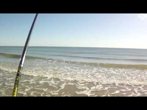 Fishing on Padre Island National Seashore