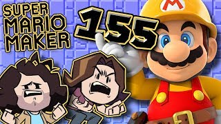 Super Mario Maker: Rise of The Boos - PART 155 - Game Grumps