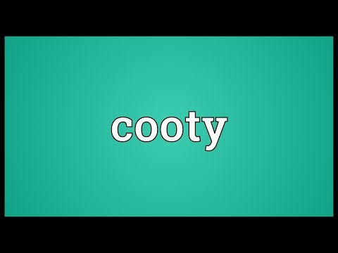 Header of cooty