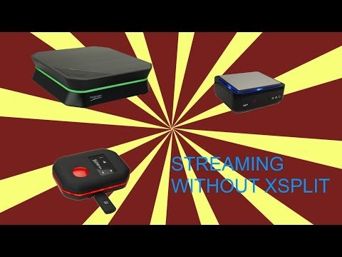 How To Stream to Twitch With an HDPVR 2 & Rocket // Without XSPLIT \\