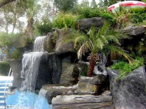 Cascadas artificiales como hacer imagui for Cascadas artificiales para jardin
