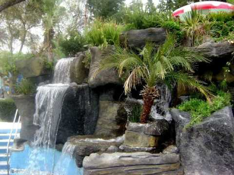 Cascadas artificiales como hacer imagui for Cascadas de jardin artificiales