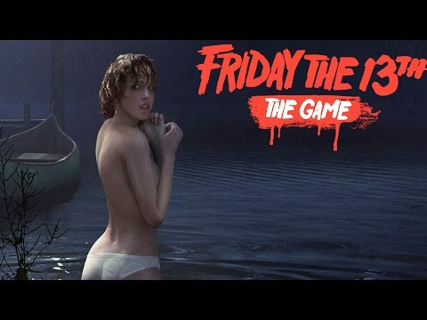Friday The 13th The Game Gameplay Trailer and Cinematic Teasers E3 2016