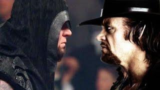 الظاهرة اندرتيكر ضد اندرتيكر المزيف★ The undertaker vs Undertker