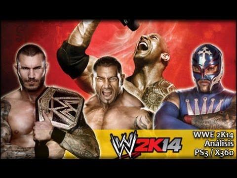WWE 2K14 - Análisis - Xbox 360 / Playstation 3