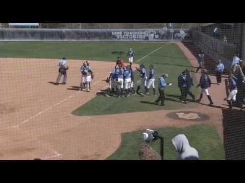UNC Softball: Highlights vs. Virginia - Game 1