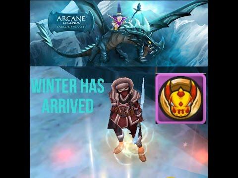 Arcane Legends |Winter event #1